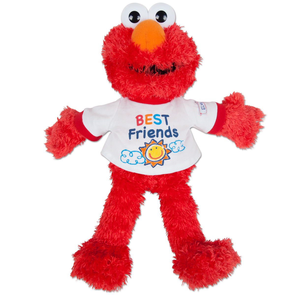 Elmo Best Friend Plush