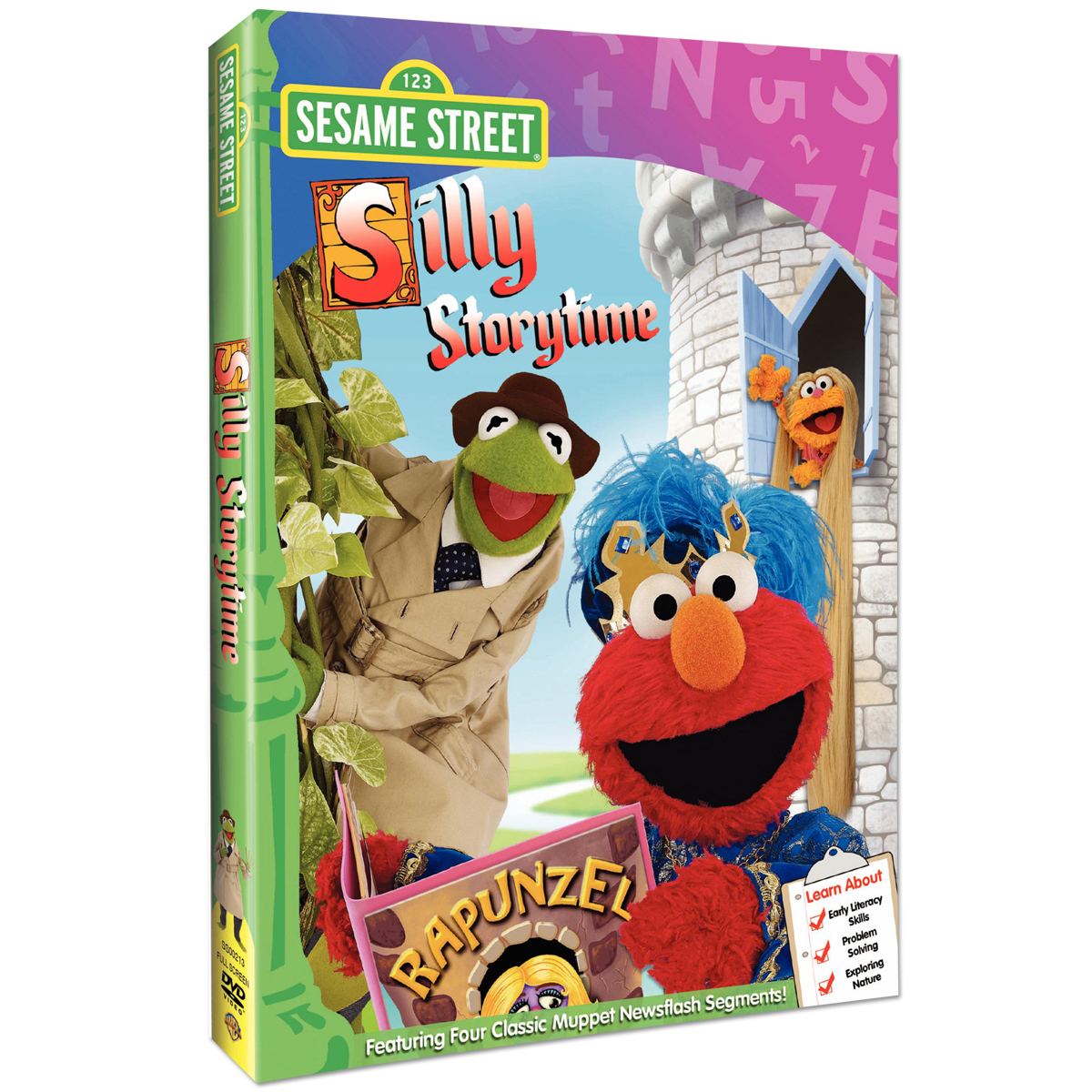'Sesame Street: Silly Story Time' DVD