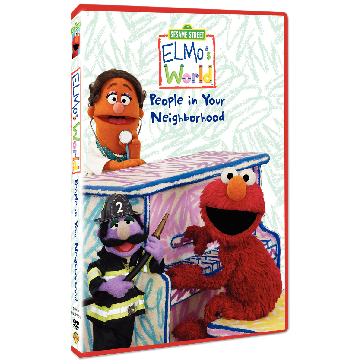 Elmo's World: People in Your Neighborhood DVD