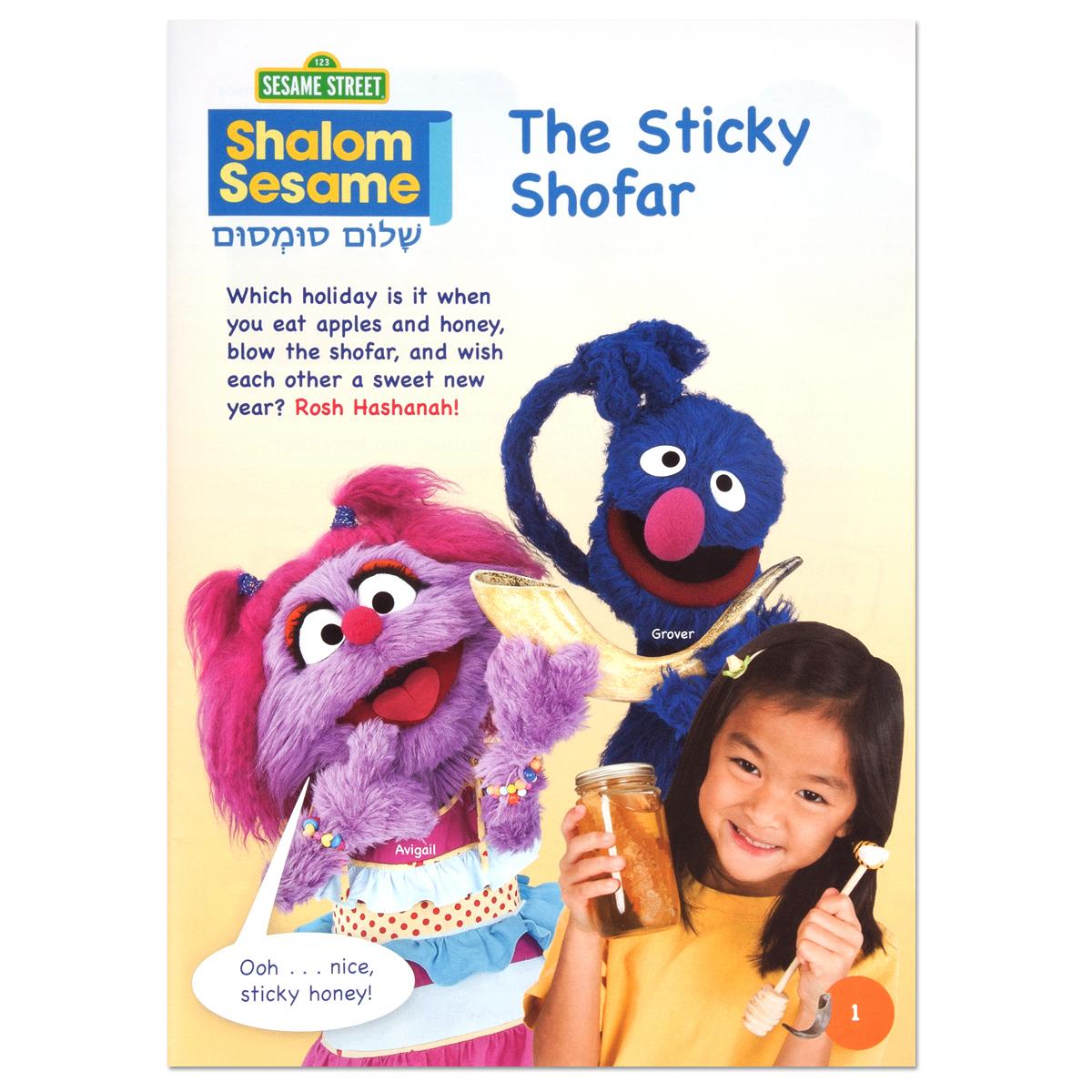 Shalom Sesame Classroom Magazines