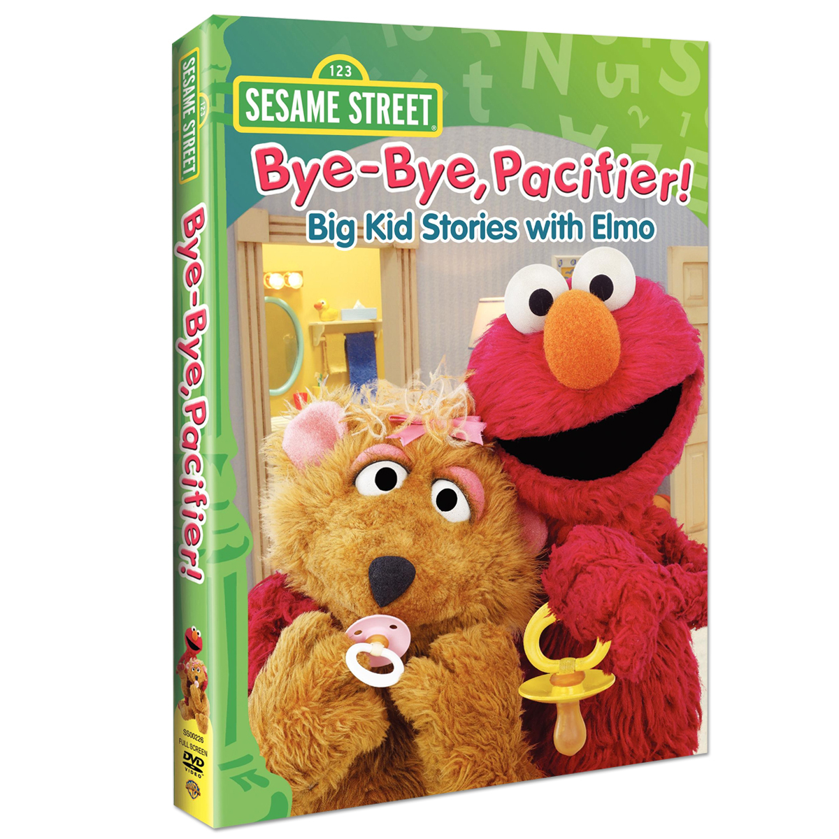 Bye-Bye Pacifier! Big Kid Stories DVD