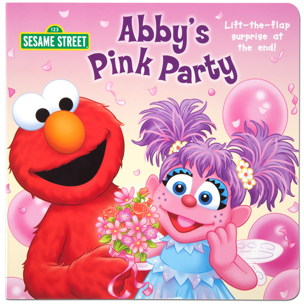 Abby's Pink Party Book