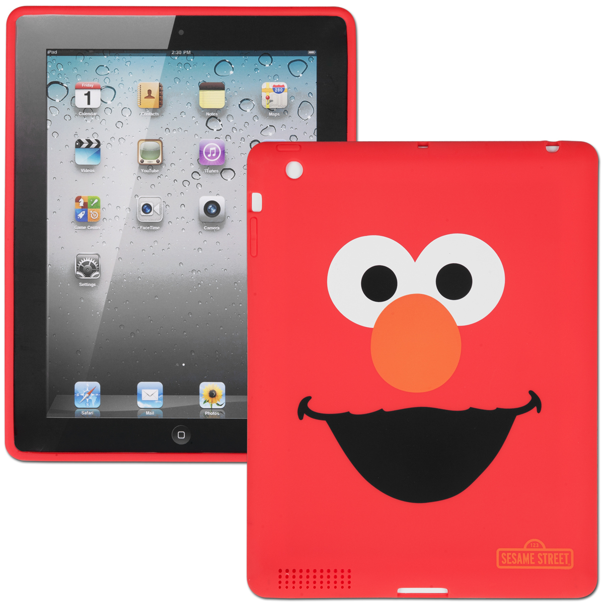 Elmo TPU Case For iPad 2