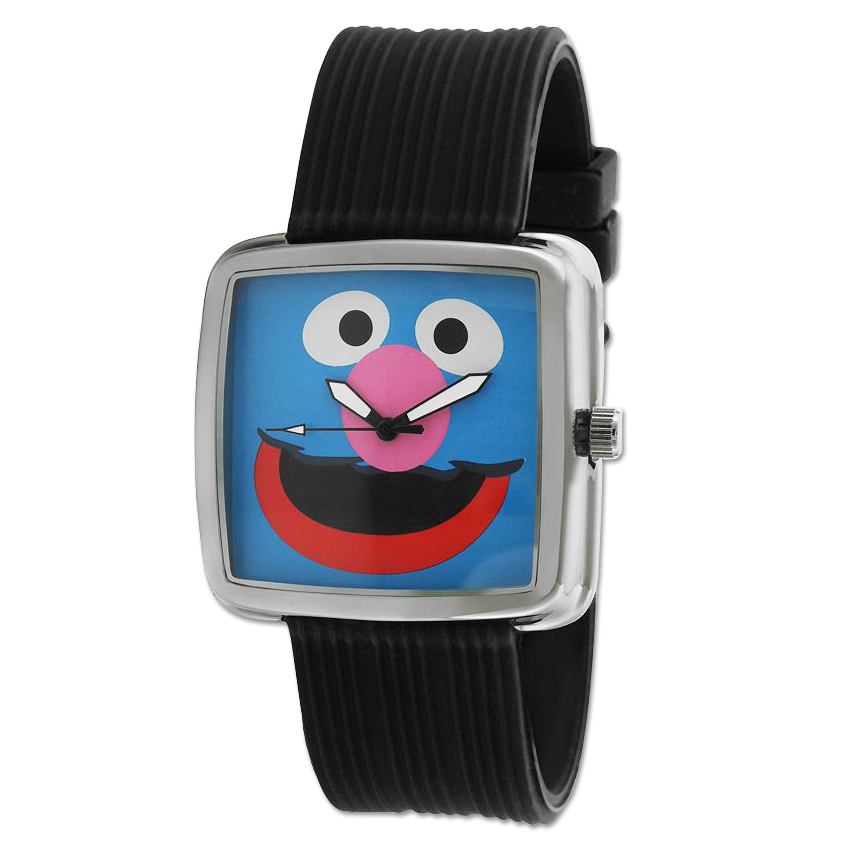 Grover Gun Metal Watch