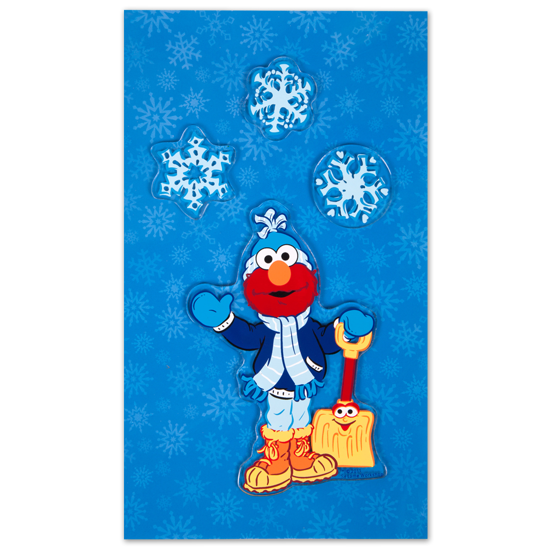Sesame Street Elmo Window Cling