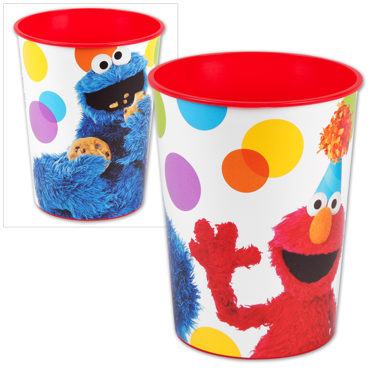 Elmos Party Stadium Cup