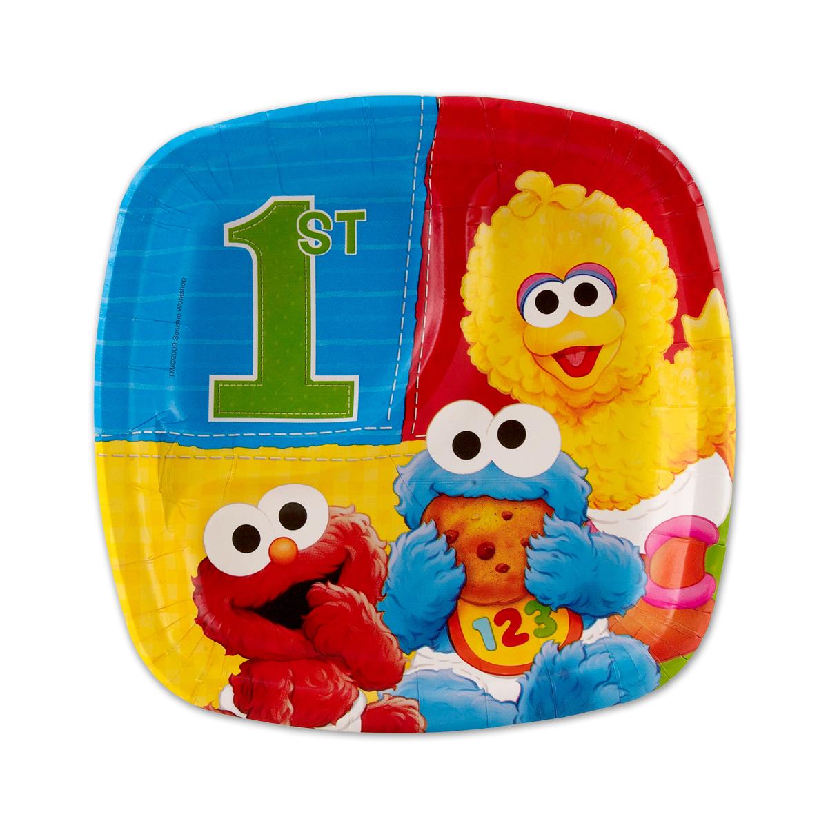 Sesame Street Birthday Invitation was best invitations ideas