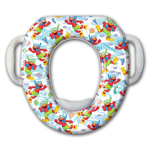 Sesame Street Scuba Soft Potty Seat