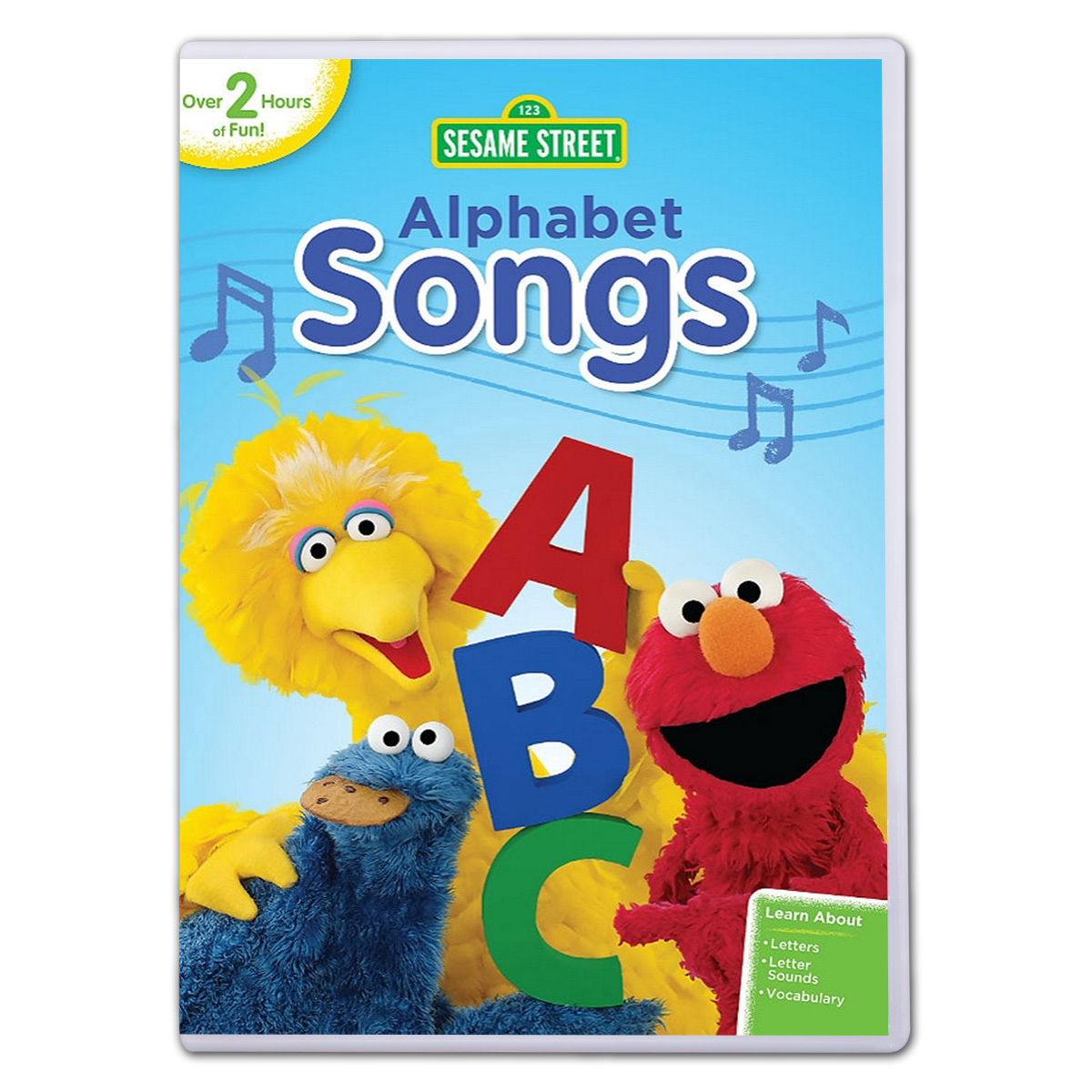 Sesame Street: Alphabet Songs DVD