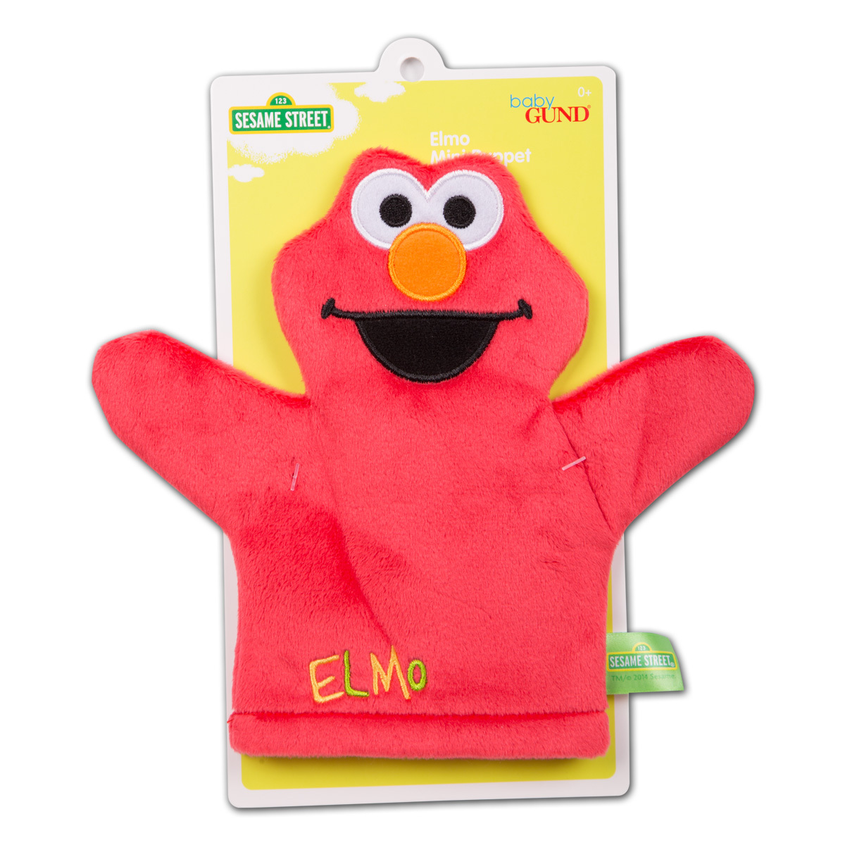 Elmo Mini Puppet