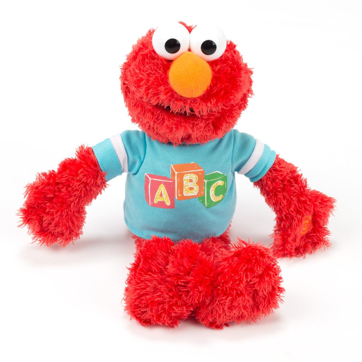 Sesame Street - ABC Elmo