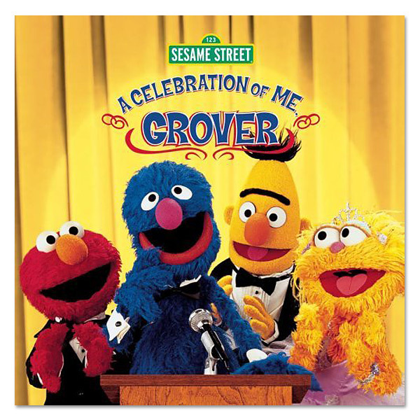 A Celebration Of Me, Grover CD