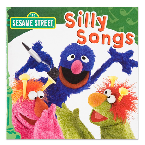 Sesame Street Silly Songs CD