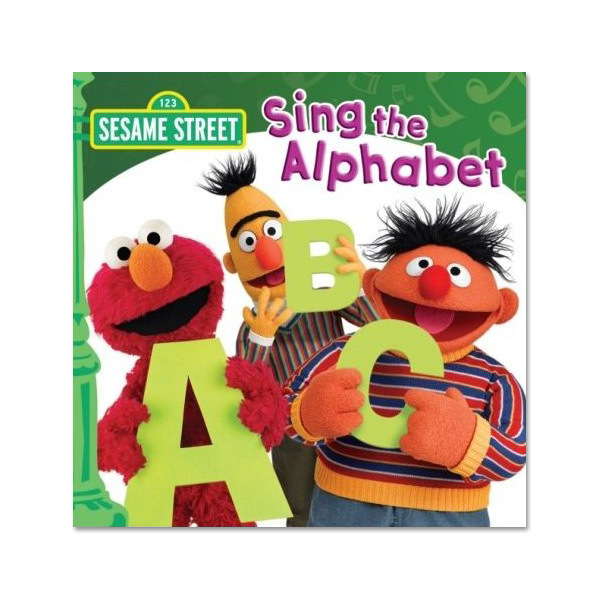 Sesame Street Sing The Alphabet CD