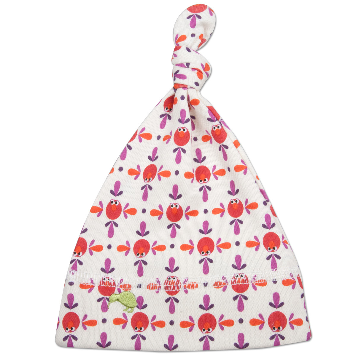Elmo Pattern Infant Cap