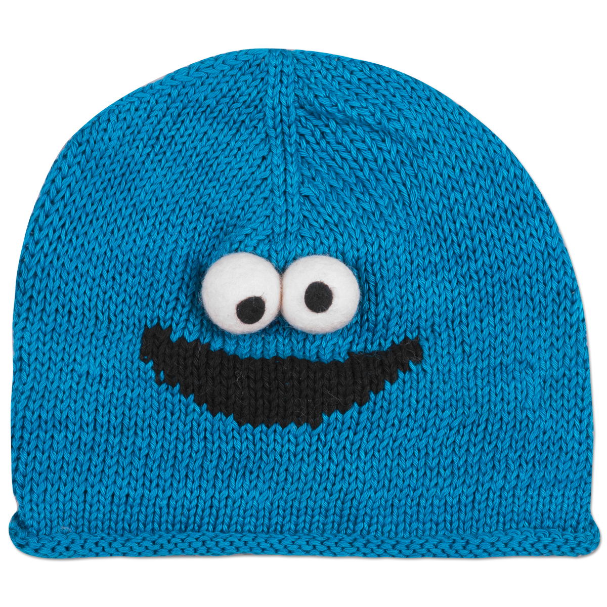 Cookie Monster Cotton Kids Beanie