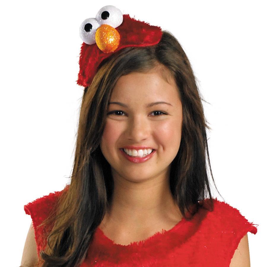 Elmo Headband