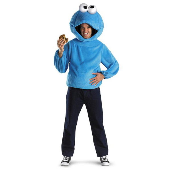 Cookie Monster Adult Costume
