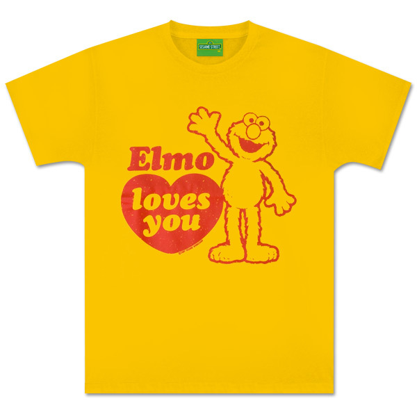 Elmo Loves You T-Shirt