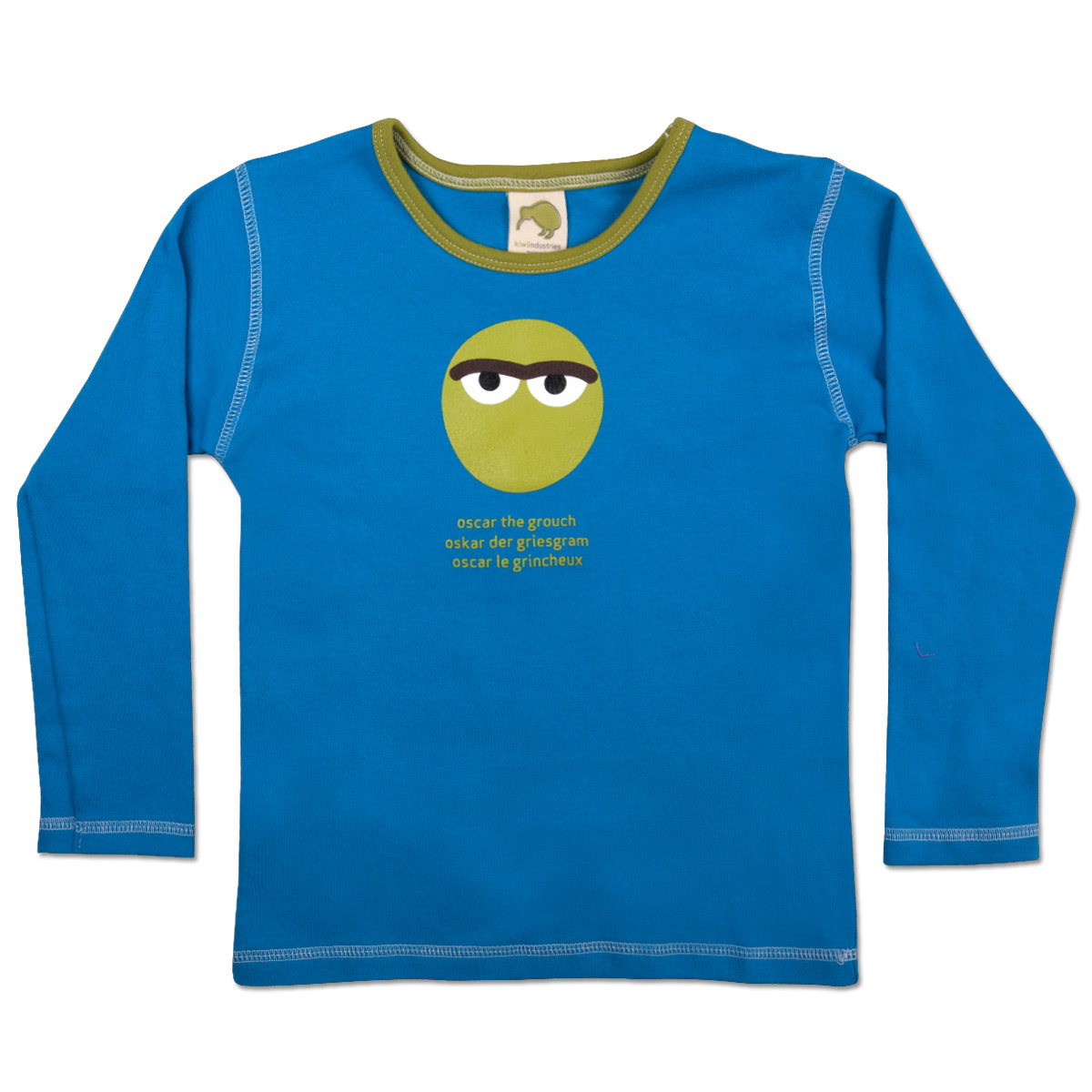 Oscar International Face Toddler T-Shirt