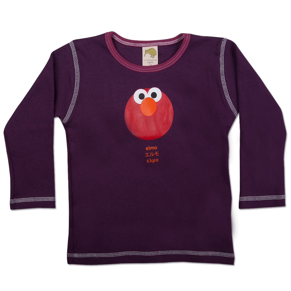 Elmo International Face Toddler T-Shirt