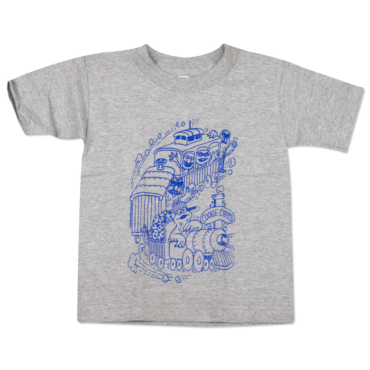 Cookie Monster Express Youth T-Shirt