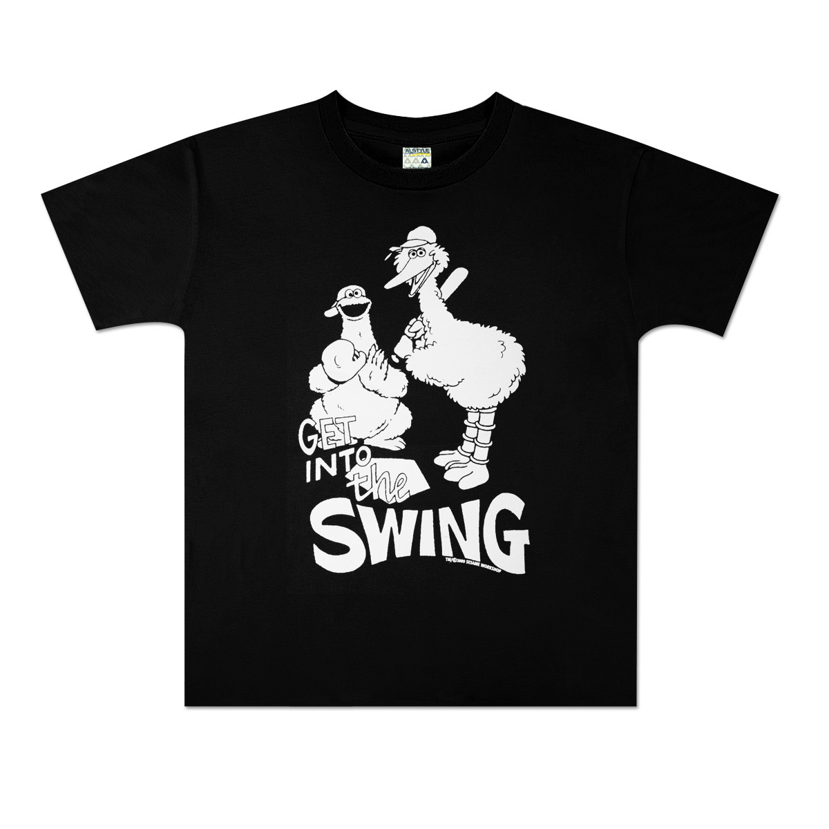 Get Into the Swing Youth T-Shirt