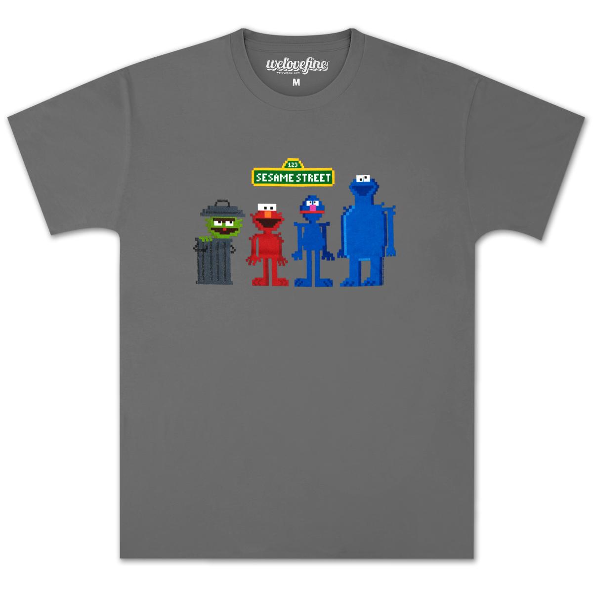 Sesame Bits T-shirt