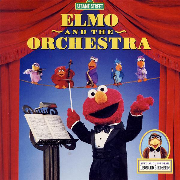 Elmo and the Orchestra, Vol. 1 - MP3 Download