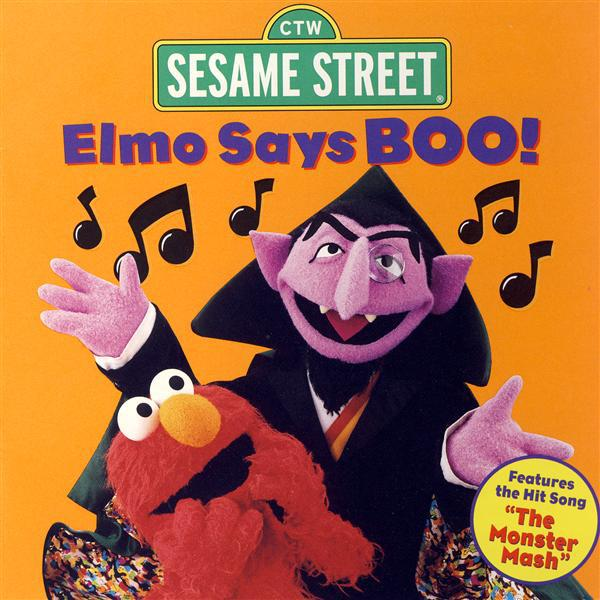 Elmo Says Boo! - MP3 Download