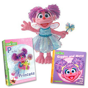 Abby Cadabby Gift Bundle