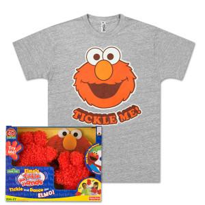 Tickle Me Elmo Bundle