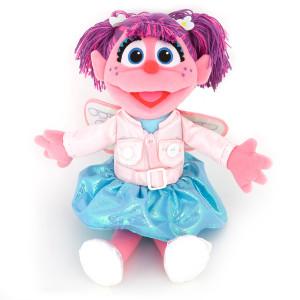 Teach Me Abby Plush Doll