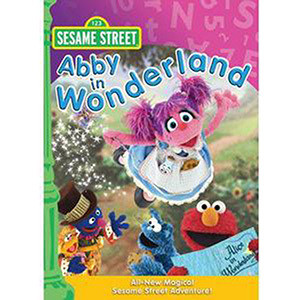 Abby In Wonderland DVD