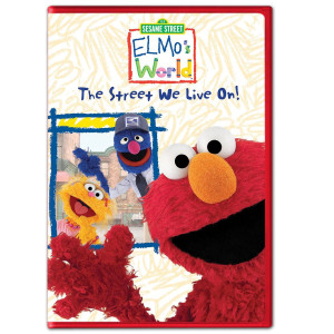Elmo's World: Street We Live On DVD