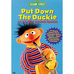 Put Down Duckie All Star Music DVD