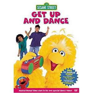 Get Up & Dance DVD