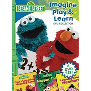 Imagine Play & Learn DVD