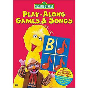 Play Along Games & Songs DVD