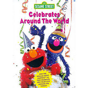 Sesame Street Celebrates Around the World DVD