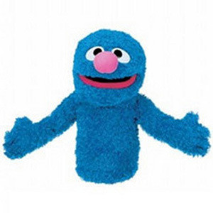 Grover 11 Inch Hand Puppet
