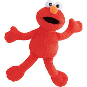 Elmo Bean Bag