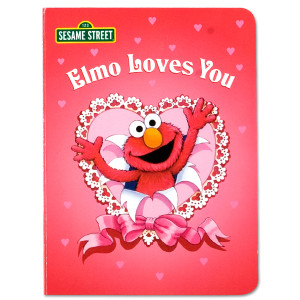 Elmo Loves You Book