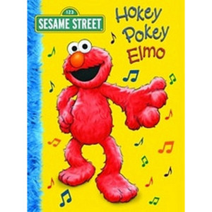 Hokey Pokey Elmo (Board Bk) Book
