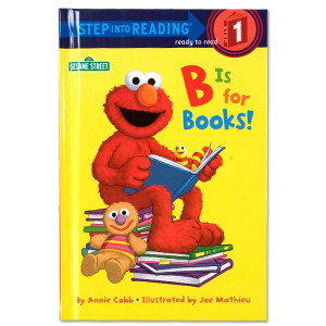 B Is For Books-Glb Book
