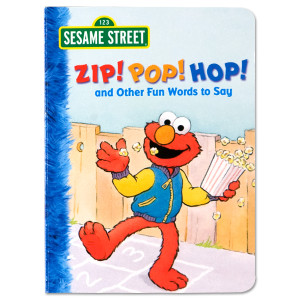 Zip! Pop! Hop! & Other Fun Words Book