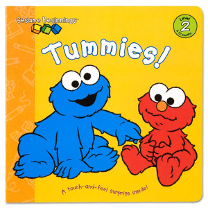 Sesame Street Beginnings: Tummies! Book