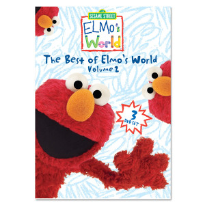 The Best Of Elmo's World, Vol. 2 DVD Collection