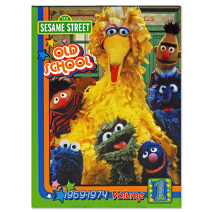 Sesame Street: Old School 1969-1974, Vol. 1 DVD
