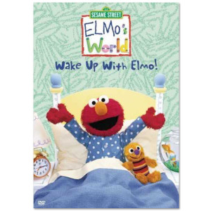 Elmo's World: Wake Up With Elmo! DVD